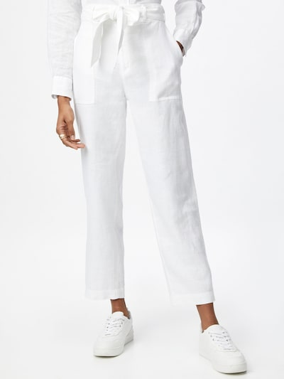 Lauren Ralph Lauren Chino trousers 'KEILANI' in White, View model