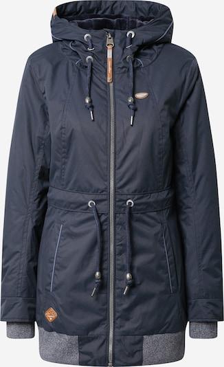 Ragwear Winterparka 'Zirrcon' in de kleur Navy, Productweergave