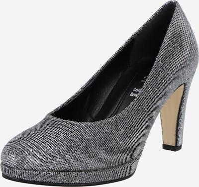 GABOR Zapatos con plataforma en gris, Vista del producto
