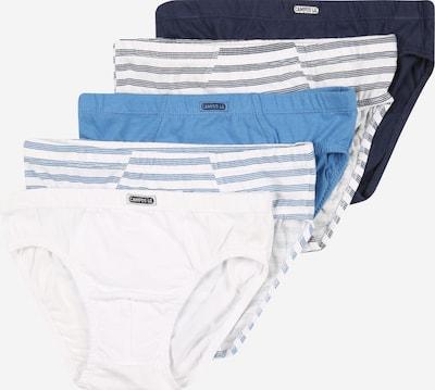 OVS Onderbroek in de kleur Navy / Hemelsblauw / Wit, Productweergave