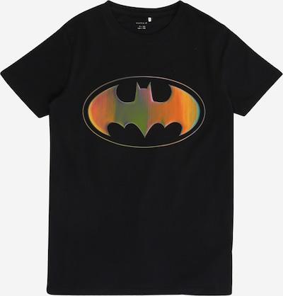 NAME IT Shirt in de kleur Gemengde kleuren / Zwart, Productweergave