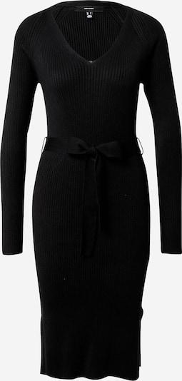 VERO MODA Kleid 'BARBARA' in schwarz: Frontalansicht