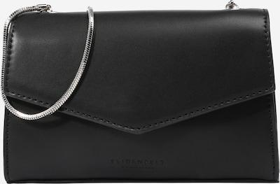 Seidenfelt Manufaktur Tasche 'Risor' in schwarz, Produktansicht