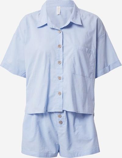 Cotton On Pyjama in hellblau, Produktansicht