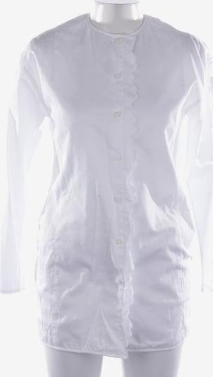 Victoria Beckham Bluse / Tunika in XS in weiß, Produktansicht