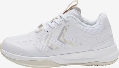 Hummel Shoe in weiß, Produktansicht