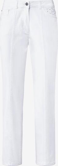 Basler Jeans 'Norma' in weiß, Produktansicht