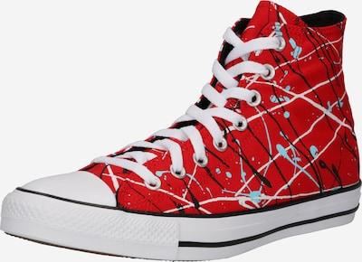 CONVERSE Baskets hautes 'CHUCK TAYLOR ALL STAR' en rouge, Vue avec produit