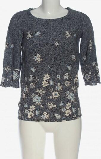 Soyaconcept Schlupf-Bluse in XS in creme / schwarz / weiß, Produktansicht