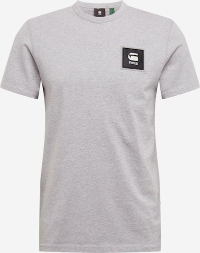 G-Star RAW Shirt in de kleur Lichtgrijs, Productweergave
