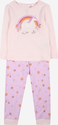 Cotton On Pajamas 'Florence' in Purple