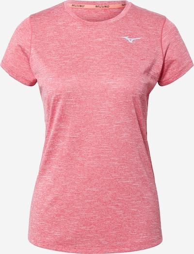 MIZUNO Camiseta funcional en rojo pastel, Vista del producto