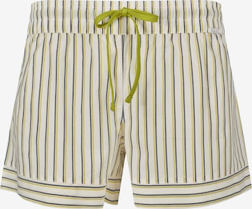 balts Skiny Pidžamas bikses