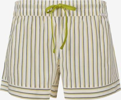 szürke / zöld / fehér Skiny Pizsama nadrágok, Termék nézet
