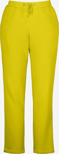 Ulla Popken Hose '801048' in de kleur Limoen, Productweergave
