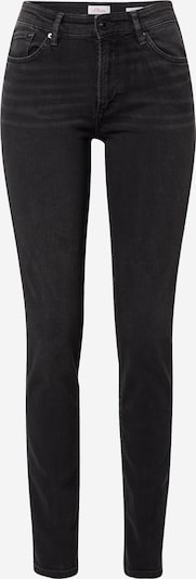 s.Oliver Jeans 'Betsy' in black denim, Produktansicht
