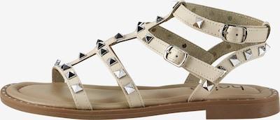 heine Sandalette in beige, Produktansicht