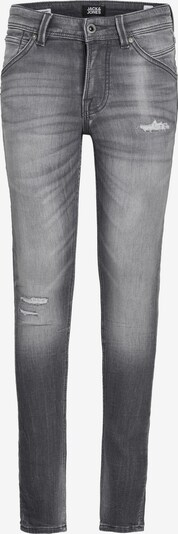 Jeans 'Dan Fox' Jack & Jones Junior pe gri denim, Vizualizare produs