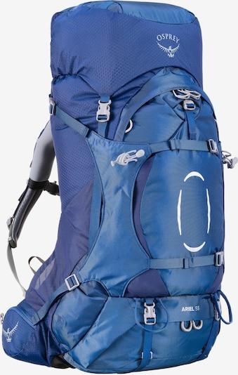 Osprey Sportrucksack 'Ariel 55' in blau, Produktansicht