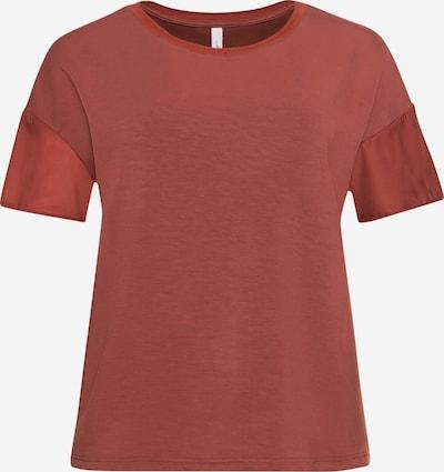 SHEEGO Shirt in braun, Produktansicht