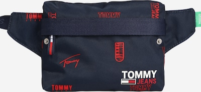 Tommy Jeans Belt bag 'CAMPUS' in navy / red / white, Item view