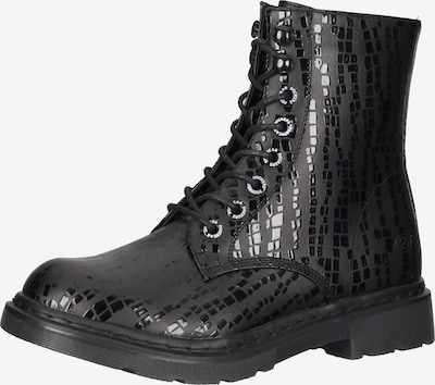 Dockers by Gerli Lace-Up Ankle Boots in Black, Item view