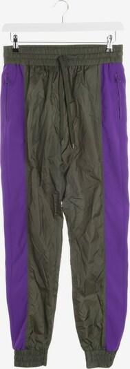 N°21 Hose in M in dunkelgrün, Produktansicht