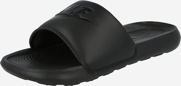 Mule 'Victori One' Nike Sportswear en noir