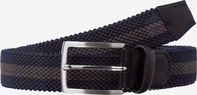 BRAX Gürtel in navy / grau, Produktansicht