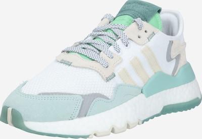 Sneaker low 'NITE' ADIDAS ORIGINALS pe bej / verde / mov / alb, Vizualizare produs