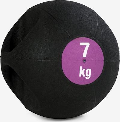 YOGISTAR.COM Ball in dunkellila, Produktansicht