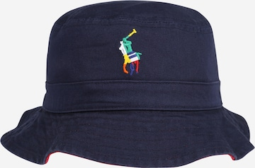 Polo Ralph Lauren Müts, värv sinine