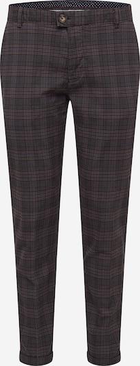 Pantaloni eleganți 'Ercan' Redefined Rebel pe maro / gri închis / negru, Vizualizare produs