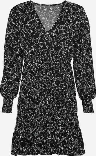 OBJECT Kleid 'ALKE GILA' in grün / schwarz / weiß, Produktansicht