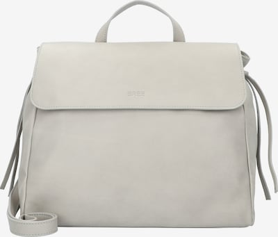 BREE Stockholm 57 Handtasche Leder 34 cm in grau, Produktansicht