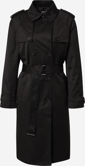Calvin Klein Starpsezonu mētelis melns, Preces skats