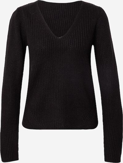 VILA Pulover | črna barva, Prikaz izdelka