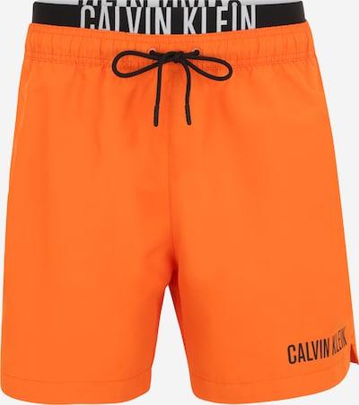 Calvin Klein Swimwear Plavecké šortky - oranžová / černá / bílá, Produkt