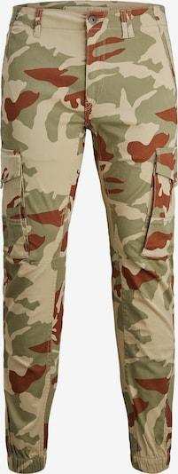 Pantaloni cu buzunare JACK & JONES pe bej / maro / kaki, Vizualizare produs