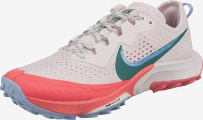 NIKE Sportschuh in neonblau / rosa / weiß, Produktansicht