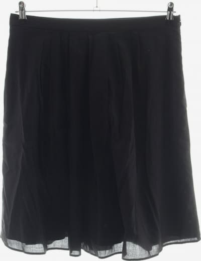 Charles Vögele Faltenrock in XL in schwarz, Produktansicht