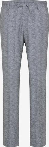 Pantalon à plis PIERRE CARDIN en gris