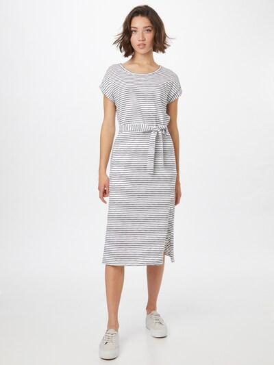 GAP Robe en noir / blanc, Vue avec modèle