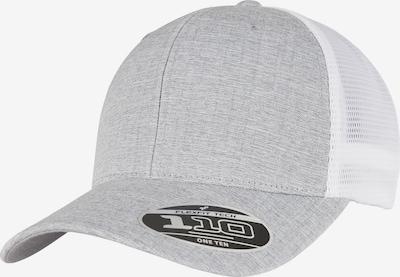 Flexfit Cap in Silver grey / White, Item view