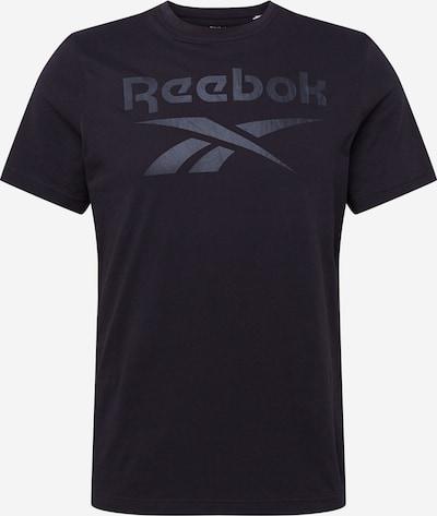 Sportiniai marškinėliai iš REEBOK , spalva - juoda, Prekių apžvalga