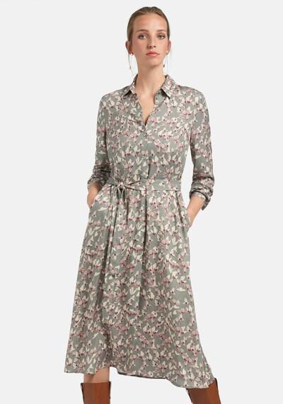 Uta Raasch Abendkleid Jersey-Kleid in mischfarben, Modelansicht