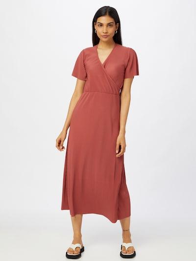 Kauf Dich Glücklich Kleid in rot, Modelansicht