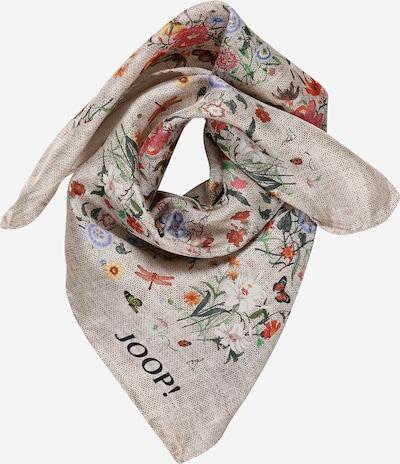 JOOP! Pañuelo de bolsillo en beige moteado / mezcla de colores, Vista del producto
