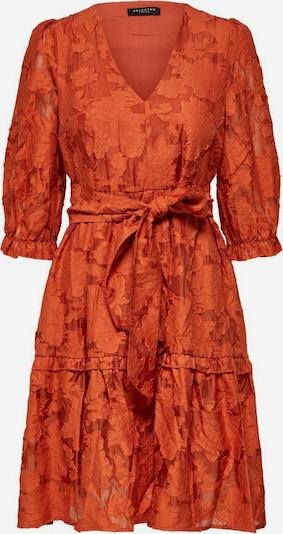 SELECTED FEMME Kleid in orange / hummer, Produktansicht