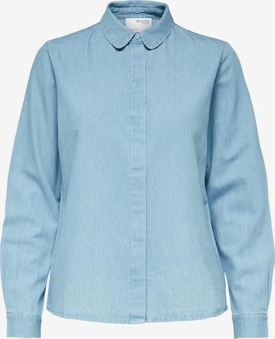 SELECTED FEMME Блуза в светлосиньо, Преглед на продукта